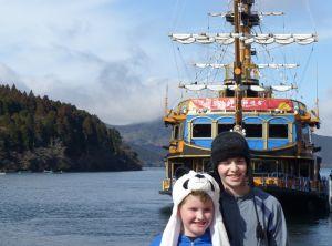 joe and jack pirate ship