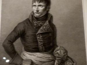 Napolean portait